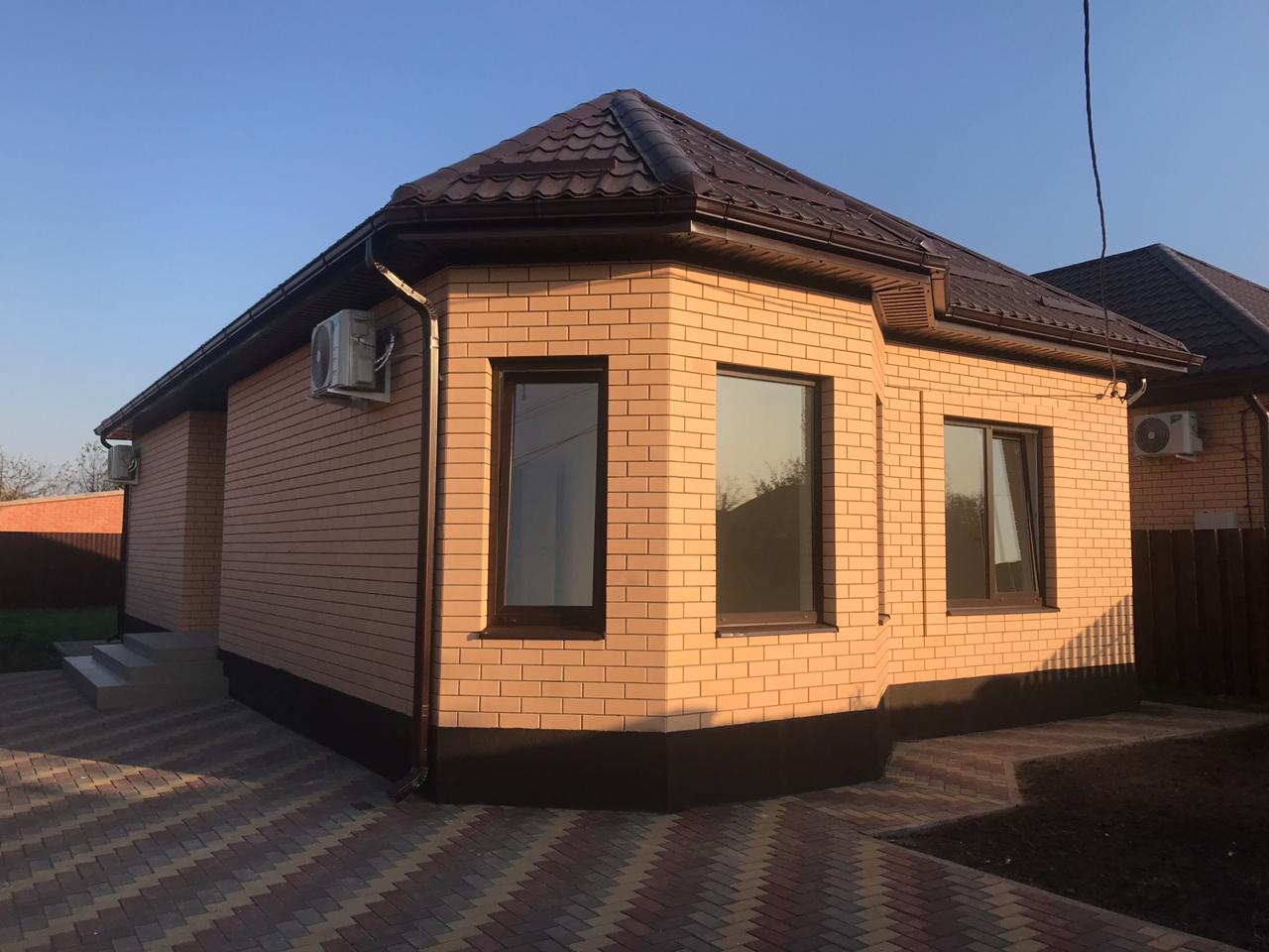 Дом с газом 2 750 т.р. !!! 90 кв.м, три сотки