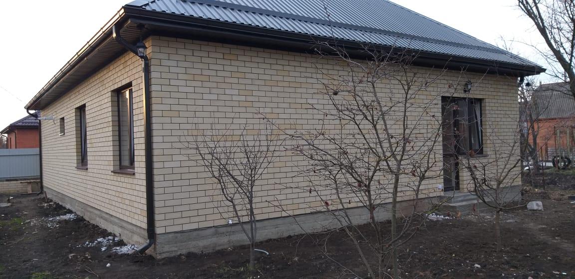 Дом Ростовка с ремонтом, 2 950 т.р., 100 кв.м, 4 сотки