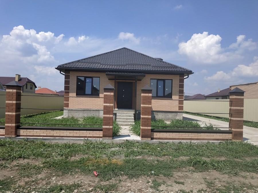 Дом хутор Ленина 118 кв.м + терраса 18 кв.м, 6,5 соток, 4 500 т.р.