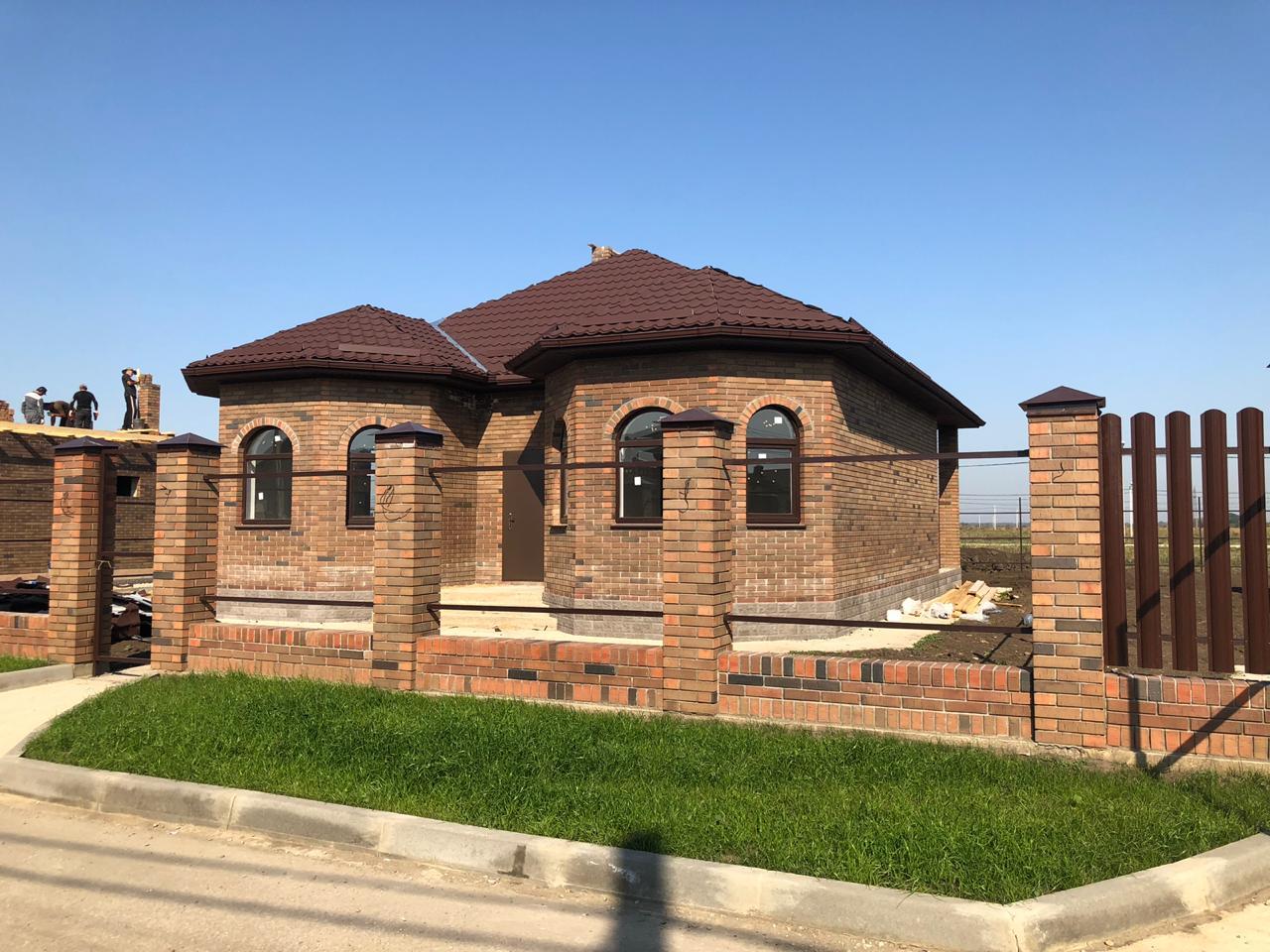 КП «Знаменский», коттедж на 5.6 сотках, 4 500 т.р.