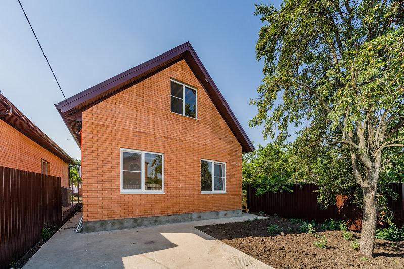 Новый дом на ростовском шоссе с ремонтом 2450 т.р.