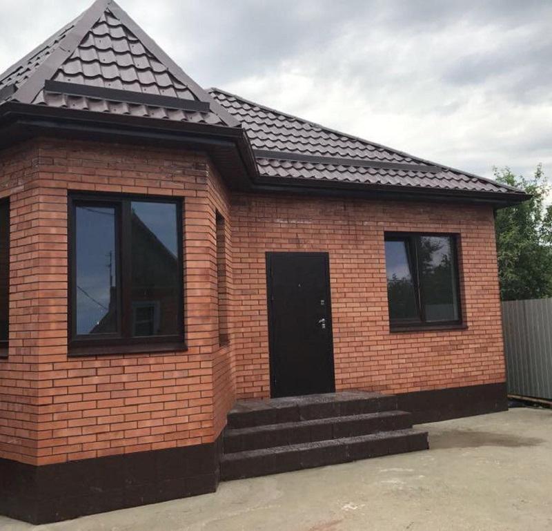 Дом Ростовское шоссе СНТ 2.450 т.р.