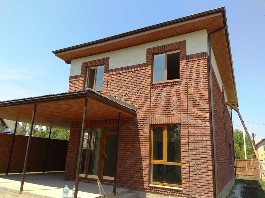 Дом в пос. Северный. 150 кв.м. на 4 сот. Цена 7200 т.р.