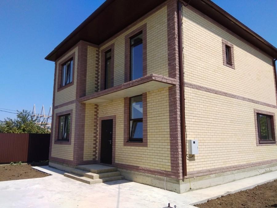 Дом в поселке Северном, 4,5 сотки с газом. Цена 6800 т.р.